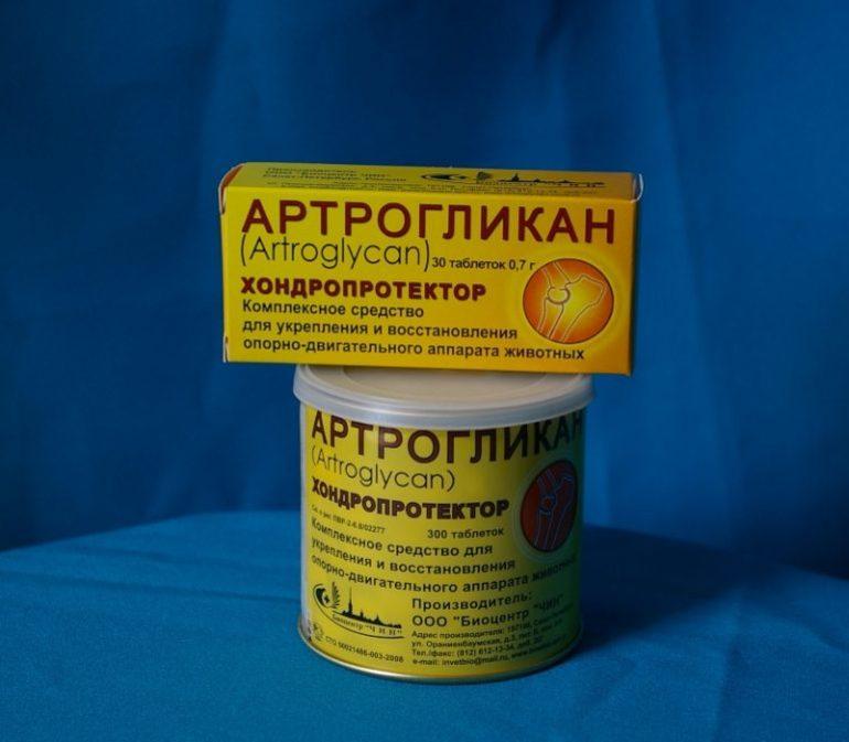 Как используется препарат Артрогликан