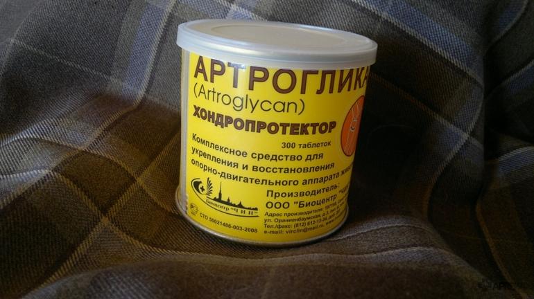 Доза и способ применения препарата Артрогликан