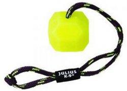 Светящийся мяч julius-k9