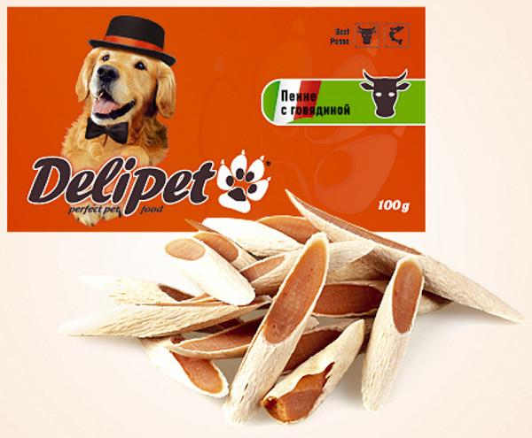 Delipet пенне с говядиной