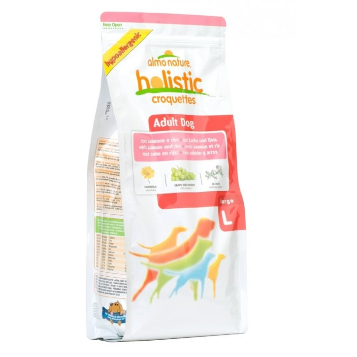 Almo Nature Holistic Adult Dog Large собачий корм