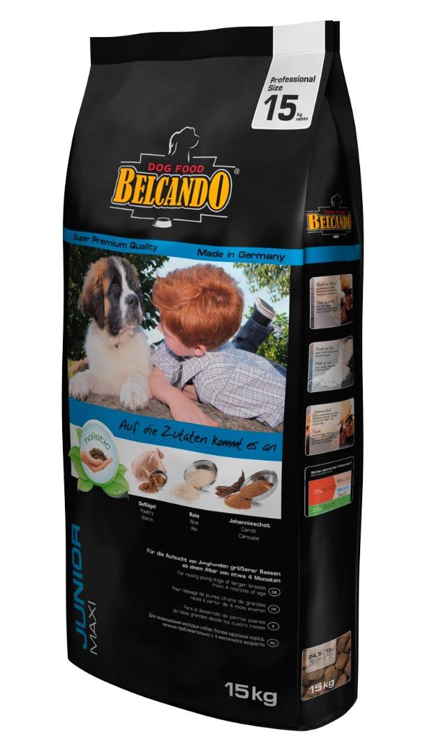 Belcando Junior Maxi корм для собак