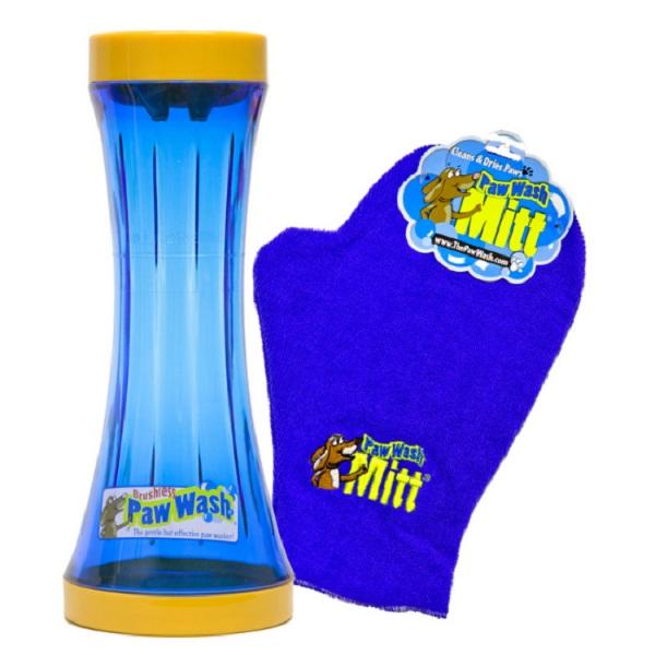 Лапомойка Paw Wash с рукавицей-полотенцем