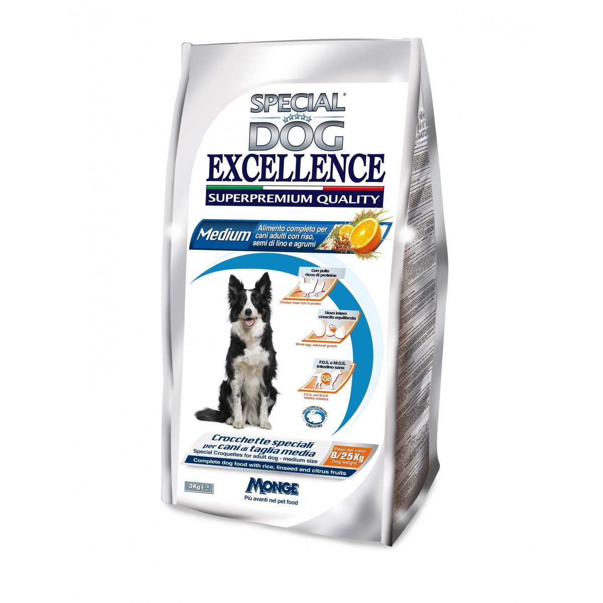 Monge Special Dog корм для собак