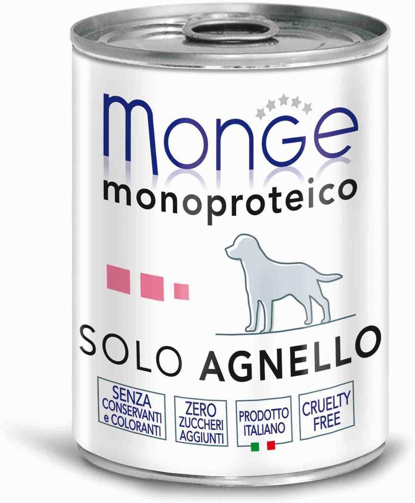 Monge Dog Monoproteico Solo - влажный корм для собак