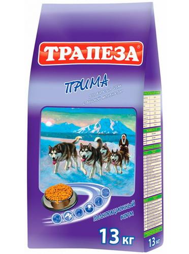 Трапеза Прима