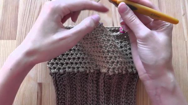 Вяжем свитерок для собачки