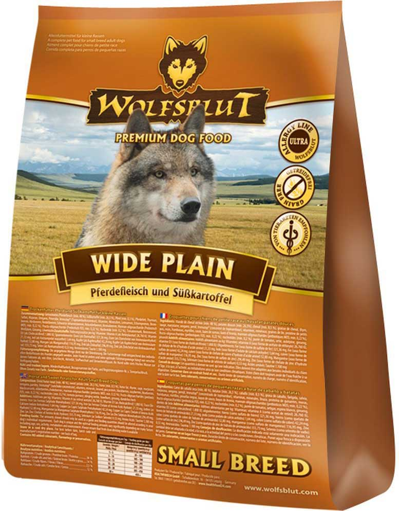 Wolfsblut - рацион для собак