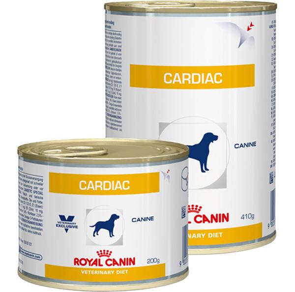 Консервы Cardiac для собак