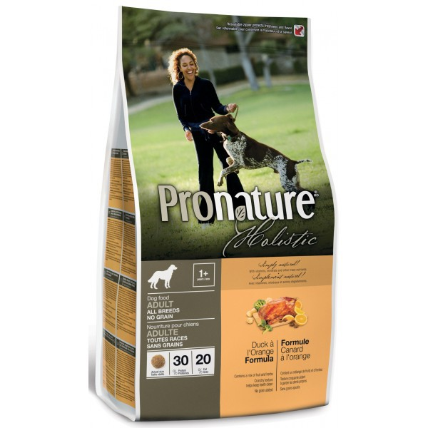 Пачка корма для собак Пронатюр холистик