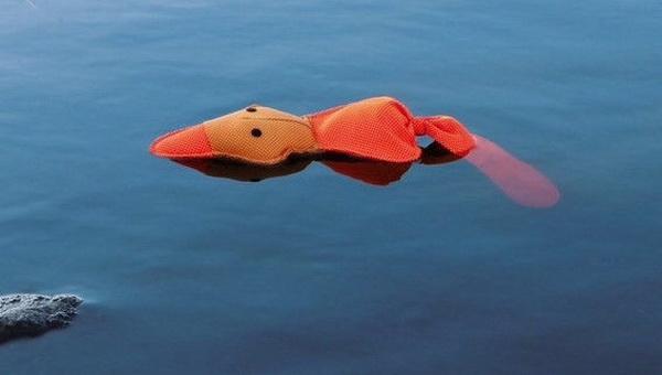 Плавающая утка Трикси