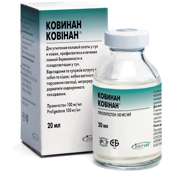 Лекарство Ковинан