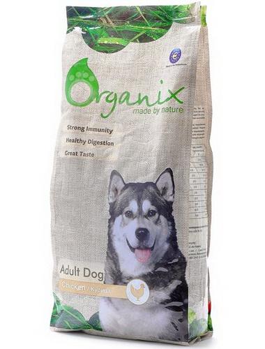 Пакет корма Органикс