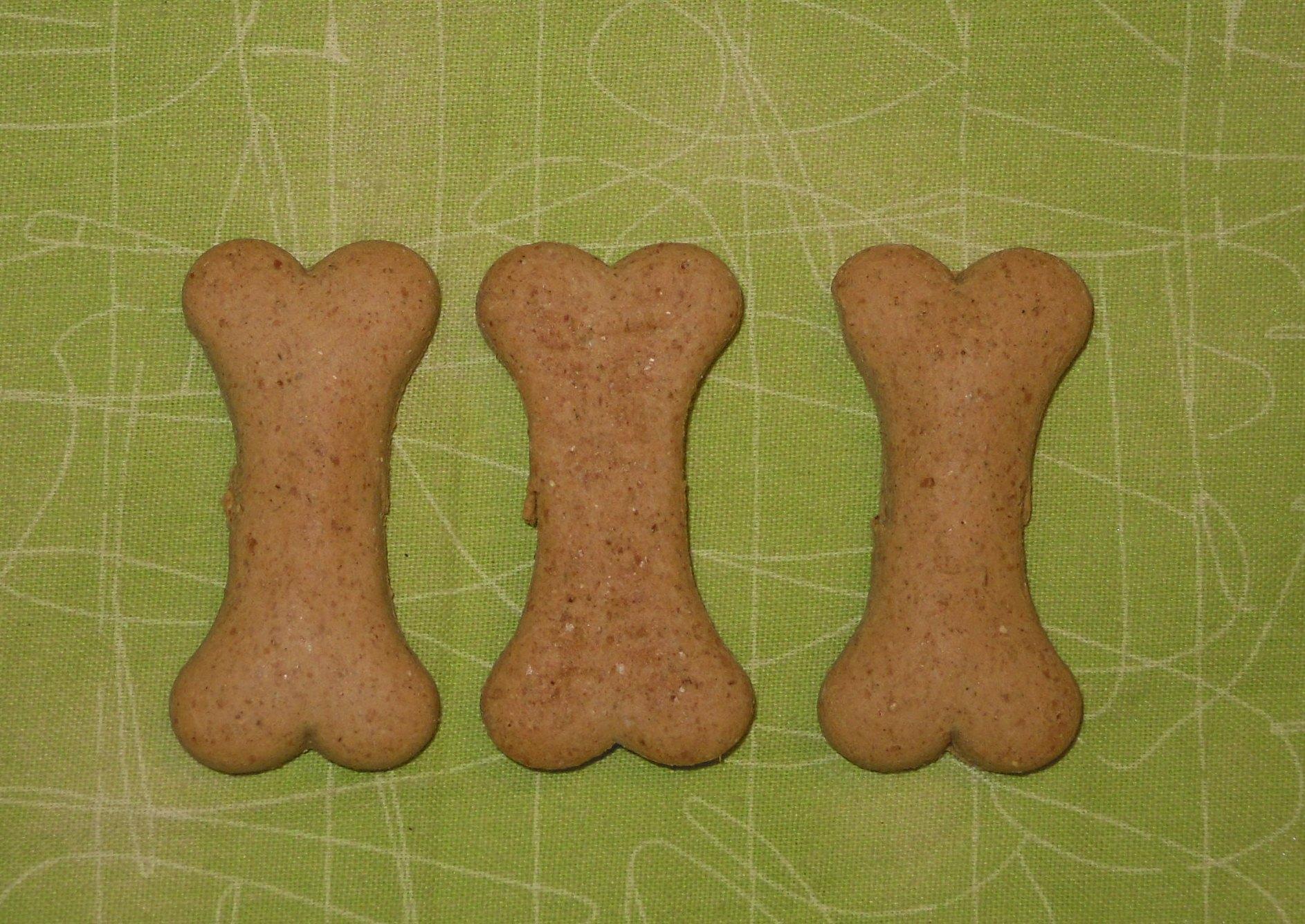 Печеньки в виде косточек