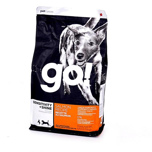 Упаковка корма Go! Natural
