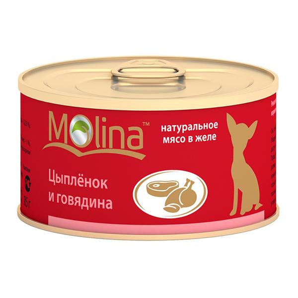 Мясные консервы Molina