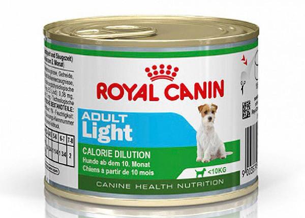 Банка консервов для собак