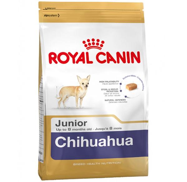 Сухой корм для чихуахуа