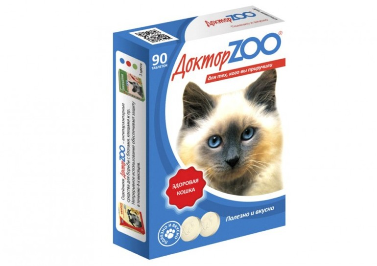 средство «доктор zoo»