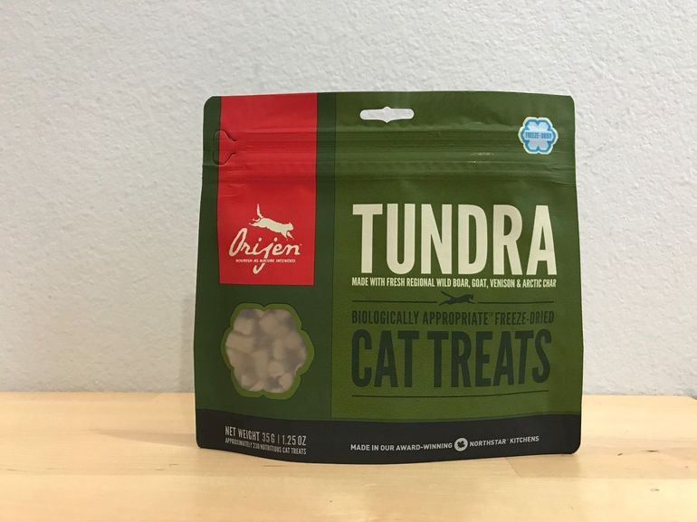 Tundra Cat treats