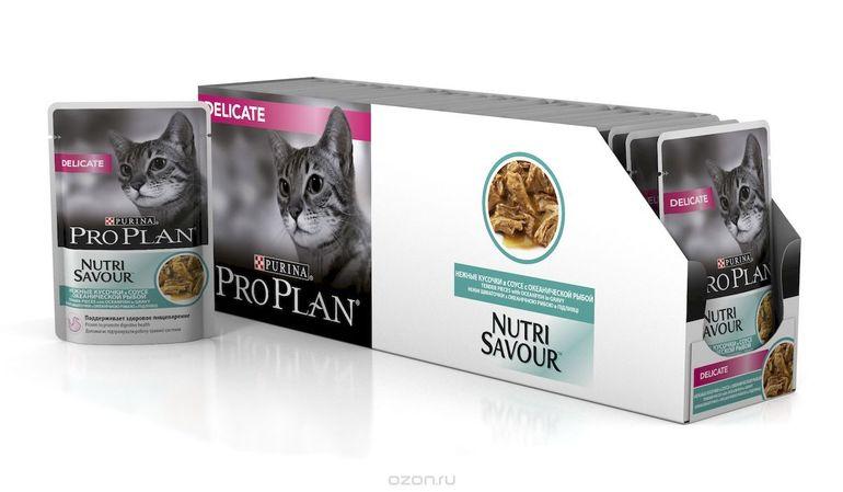 корм проплан для кошек, отзывы ветеринаров