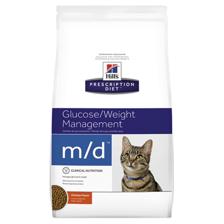 Корм Hills Prescription Diet Feline M/D
