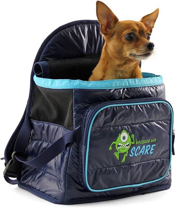 Рюкзак-переноска для собаки