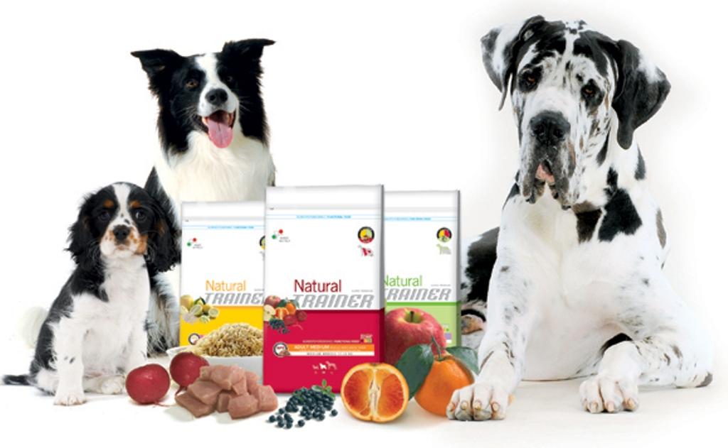 Корм для собак Fitness Trainer: виды, состав и отзывы покупателей